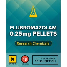 Flubromazolam Legal High, 5 pills